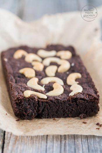 Vegane Brownies Ohne Mehl Rezept Brownies Ohne Backen Vegane Brownies Und Kuchen Ohne Ei