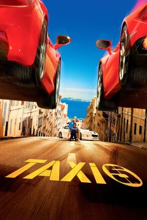 Taxi 4 Film Complet : complet, Movie