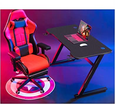 Llcc Table Amp Chair Sets Racing Style Computer Gaming Desk And Chair Set Ergonomic Gaming Cha Desk And Chair Set Game Table And Chairs Best Ergonomic Chair