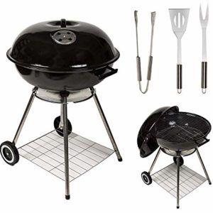 Landmann 0423 Barbecue suspendu avec grille de 44 cm de