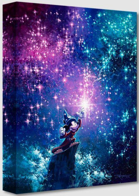 Sorcerer Mickey (Treasures)