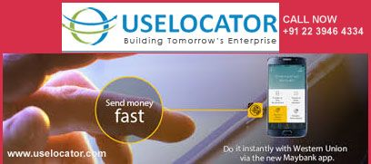 Uselocator Allows You To Send Money Online Quickly And