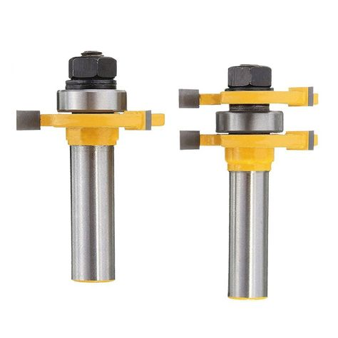 Bestgle 1//2 inch Shank Large Elegant Picture Frame Molding Router Bit Woodworking Cutting Tool
