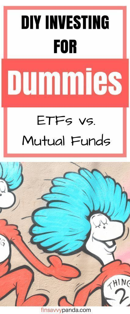 Etf Investing Tips For Dummies Investing Trade Finance Finance