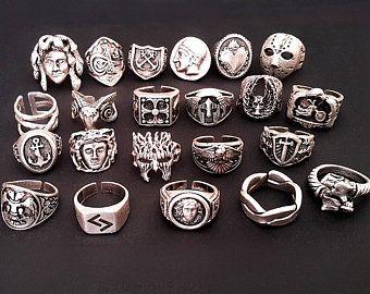 Boho Jewelry Turquoise RingLarge Ring Boho ring Statement | Etsy