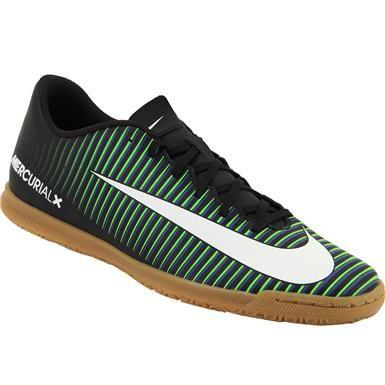 super popular 698e2 a3189 Nike Mercurial X Vortex 3ic Indoor Soccer Shoes - Mens Black ...