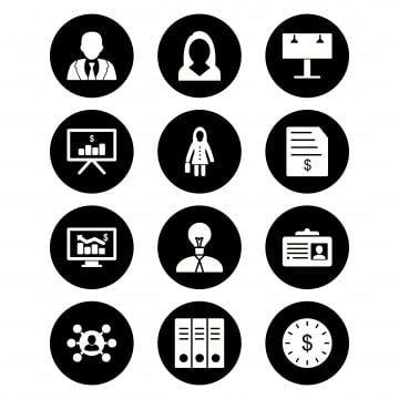 12 Iconos De Negocios Para Uso Personal Y Comercial Iconos De Negocios Iconos De Personal Iconos Comerciales Png Y Vector Para Descargar Gratis Pngtree In 2021 Business Icon Icon Real Estate Icons