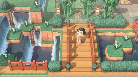 Animal Crossing 3ds, Animal Crossing Qr Codes Clothes, Japanese Animals, Ac New Leaf, Island Theme, Saltwater Tank, Japanese Design, Video Game Art, Avatar The Last Airbender