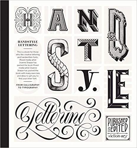 Handstyle Lettering From Calligraphy To Typography Viction