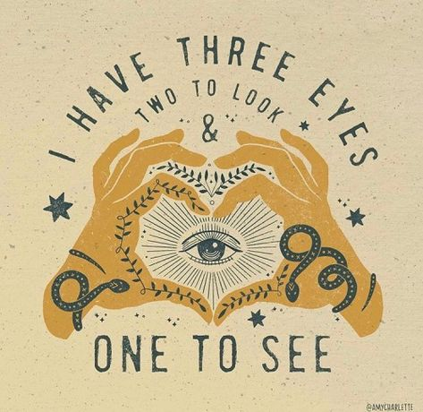 👁️ A blocked third eye (the pineal gland in biology) is said to lead to confusion, uncertainty, jealousy and pessimism. BUT on the flip… Pretty Words, Belle Photo, Wall Collage, Art Inspo, Illustration Art, Artsy, Sketches, Inspirational Quotes, Sayings