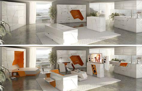 Boxetti Multifunctional Furniture Furniture Design Transforming