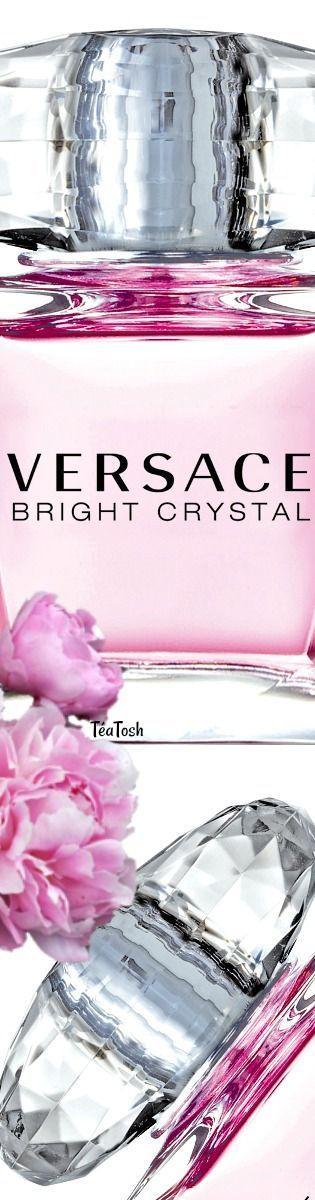 Tea Tosh Versace Bright Crystal Eau De Toilette Spray Versace Bright Crystal Pink Fashion Fashion