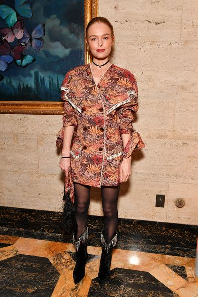 Actress Kate Bosworth attends Grand Marnier's new campaign launch.