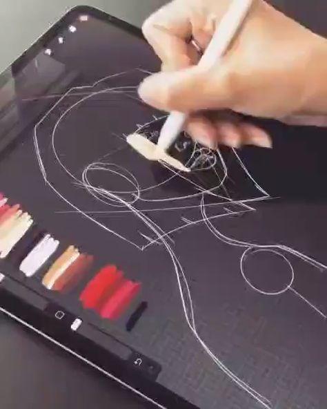 Follow me 📲 @pencil_arts_group 😍 . •••••••••••• ✍🏻 Art by: @la___aura •••••••••••• ======================= Teg me on your photos, best…