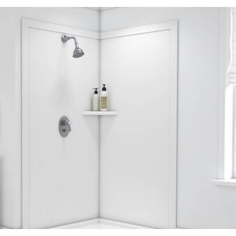 Choreograph 60 X 36 X 72 Shower Wall Kit Shower Wall Kits