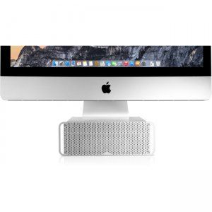 Twelve South Hirise For Imac Silver 12 1223 B Imac Stand Imac Monitor Riser