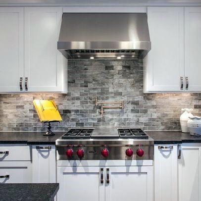 Kitchen Stone Backsplash Ideas
