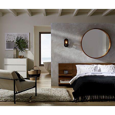 Andes Acacia Bed Cb2 In 2021 Home Decor Easy Home Decor Home Decor Bedroom