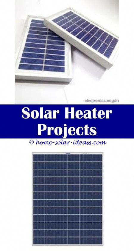 Solar heater for greenhouse winter Solar power packages Home use