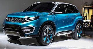 2019 Suzuki Grand Vitara Rumores Cambios Rediseno Grand