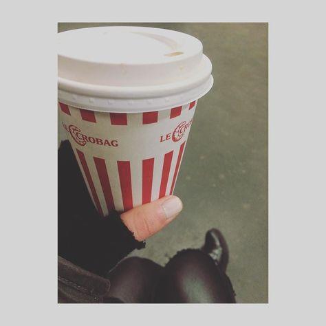 B On Instagram My Preferite Breakfast Lecrobag Cappuccino Inberlin Alexanderplatz Cold Dunkin Donuts Coffee Cup Disposable Coffee Cup Cappuccino