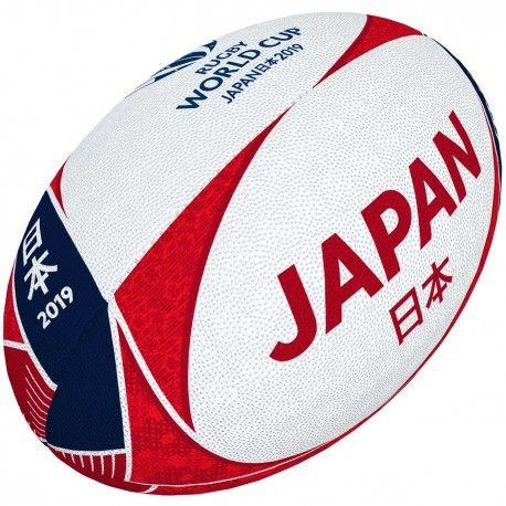 Ballon Rugby Supporteur Japon Rwc 2019 Gilbert Avec Images Coupe Du Monde De Rugby Coupe Du Monde Rugby