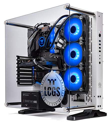 Thermaltake Lcgs Arctic Ii Aio Liquid Cooled Cpu Gaming Pc Amd Ryzen 5 3600 6 Core Toughram Ddr4 3200mhz 16gb Rgb M In 2020 Gaming Pc Ddr4 Cool Stuff