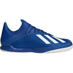 Adidas Herren Fussball Hallenschuhe X 19 3 In Grosse 46 In Royblu Ftwwht Cblack Grosse 46 In 2020 Indoor Shoe Soccer Shoes Adidas Men