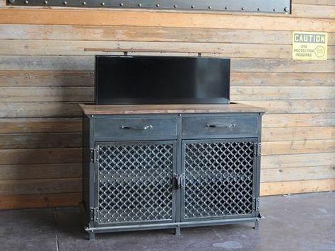 Hidden Tv Meubel.Custom Made Tv Lift Cabinet Popup Hidden Lcd Console Meubels Tv
