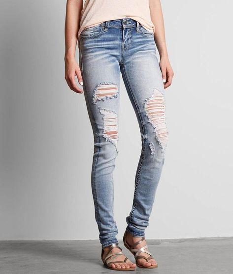 Photo of Buckle Black Fit No. 53 Skinny Stretch Jean – Women's Jeans in Emilia | Buckle