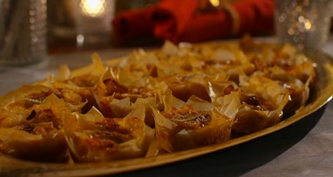 Mary Berry Squash With Cranberry And Brie Tarts Recipe On