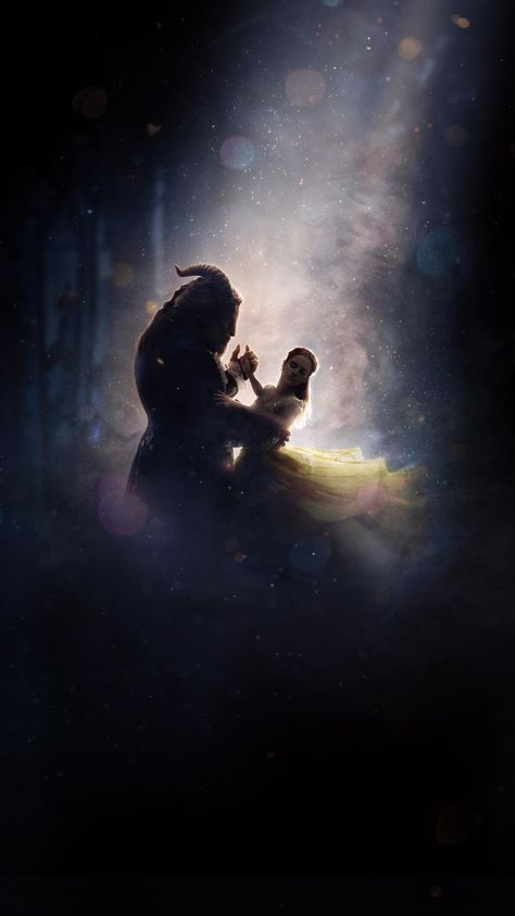 """Wallpaper for """"Beauty and the Beast"""" (2017)"""