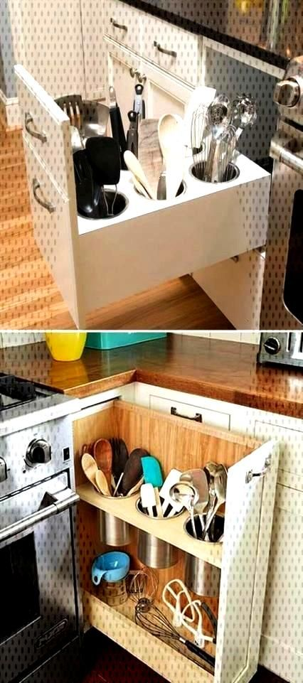 Kitchencooking Organization Utensils Kitchen Drawers Cooking