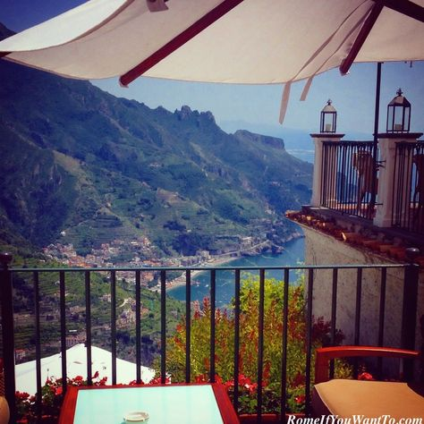 Ravello Revealed Palazzo Avino And The Best View In Italy