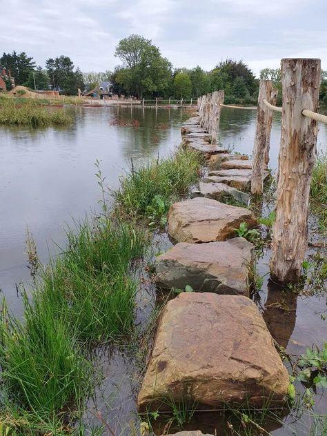 Avontuurlijk wandelen op het Totterpad in Meerhout. 2 tot 8 km