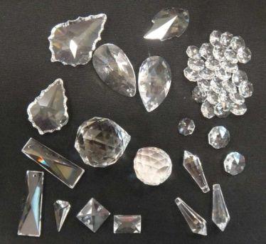 Lágrimas De Cristal Strass Para Decorar Lámparas Lágrimas De Cristal Cristales Colgantes