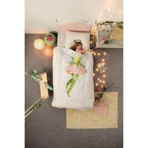 Parure De Lit 140x200 Fairy Taille 90x190 Cm En 2019