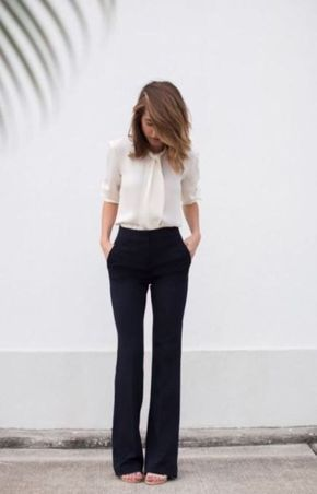 40 Most Professional Work Outfits Ideas for Women 2019