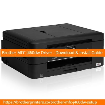 Brother Mfc-J435W Drivers : Yatunink Compatible Ink Cartridge Replacment For Brother Lc75 Lc71 ...