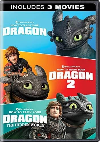 How To Train Your Dragon: 3-Movie Collection - Default