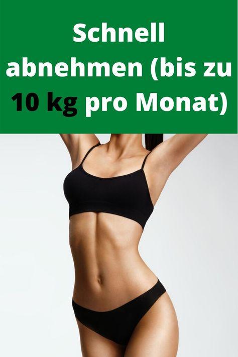 Eiweißdiät 10 Kilo pro Monat