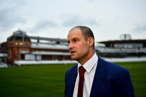 Andrew Strauss Photos Photos: Director of England Cricket Andrew Strauss Press Conference