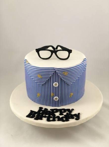 Excellent 32 Ideas Birthday Cake For Him Men For Him Baby Shower Cake Funny Birthday Cards Online Elaedamsfinfo