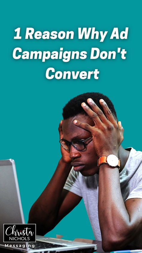 1 Reason Ad Campaigns Don't Convert   How to Create Marketing Trust with Your Target Audience