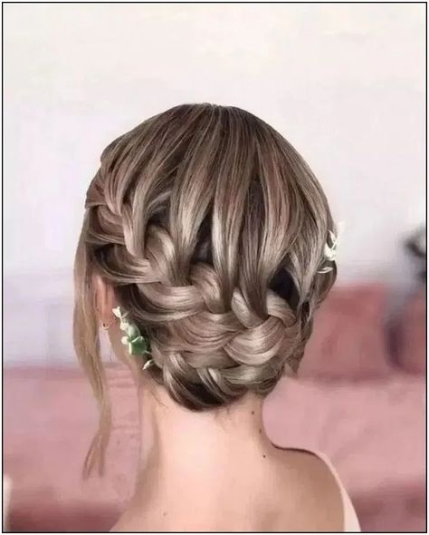 118 best braided wedding hairstyles we love page 23 | Armaweb07.com