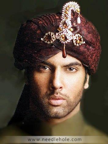 Pakistani wedding turban and groom turbans