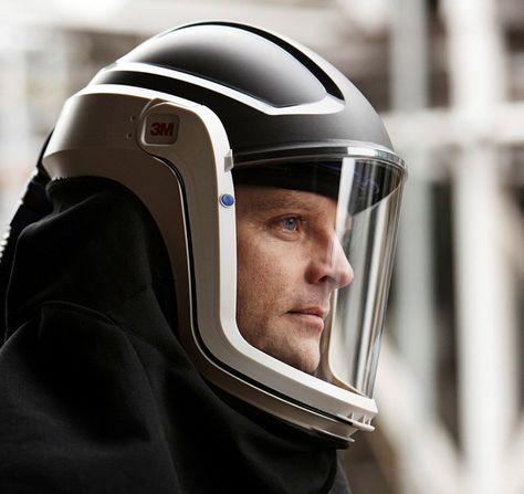 3M Versaflo M-Series Headtops on Behance