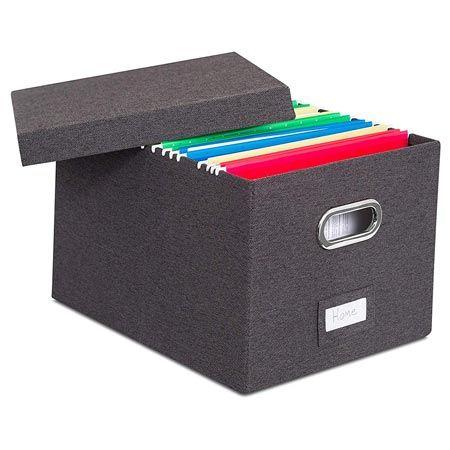 Internet S Best Collapsible File Storage Organizer File Storage