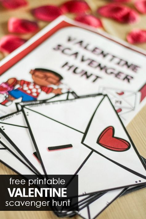 Counting Valentines Scavenger Hunt – Fantastic Fun & Learning Counting Valentines Scavenger Hunt – Fantastic Fun & Learning,Room Parent Preschoolers and kindergarteners will have fun learning to count with this free printable Counting Valentines. Preschool Valentine Crafts, Valentines Day Activities, Preschool Themes, Holiday Activities, Kindergarten Activities, Valentines Ideas For Preschoolers, Activities For Kids, Valentine Theme, Valentines Day Party