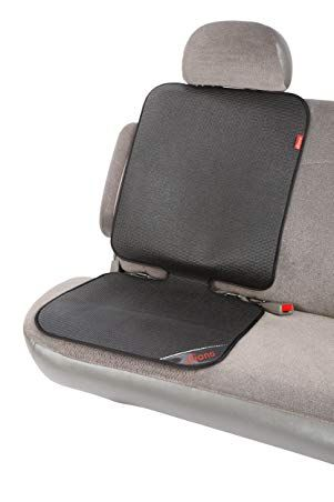 Diono Grip It Helps Eliminate Car Seat Slip For A More Secure Feel Black Review Car Seat Protector Car Seats Seat Protector